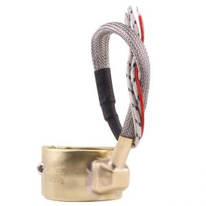 Brass Band Heater With Thermocouple