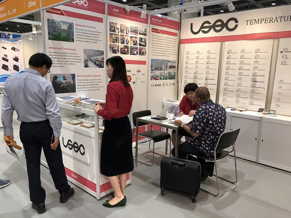 Hong Kong Electronics Fair - 1