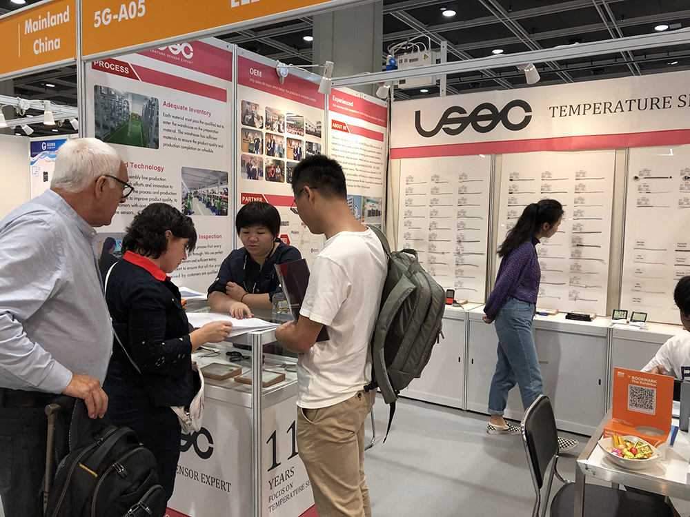 Hong Kong Electronics Fair - 2