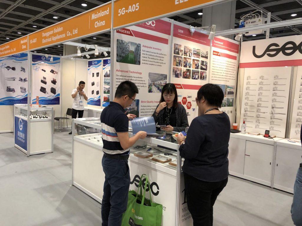 Hong Kong Electronics Fair - 4