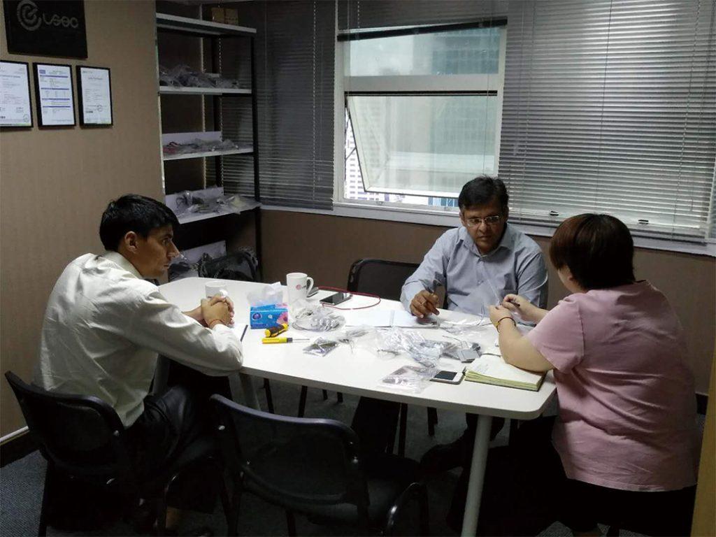 Vsec temperature sensor Professional sales team