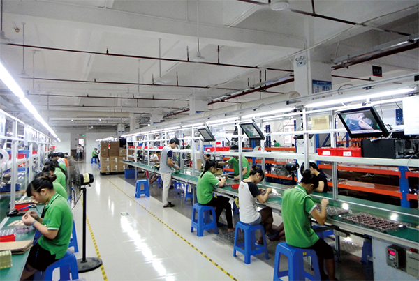 Vsec temperature sensor Strict production process