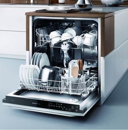 NTC temperature sensor used in dishwasher