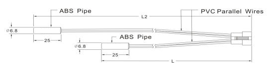 Temperature Sensor Customized Case - 2