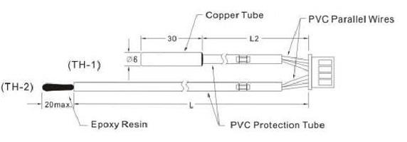 Temperature Sensor Customized Case - 3