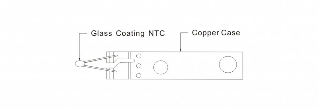 Temperature Sensor Customized Case - 4